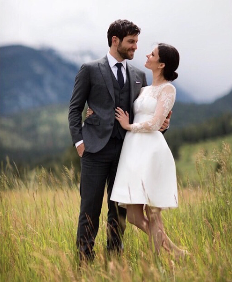 Grimm Fan David Giuntoli And Bitsie Tulloch Are Married